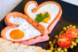 Corazon De Huevo
